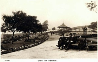 Circa 1925. Source: http://www.queenspark.btck.co.uk/ParkHistory