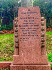 itter gravestone