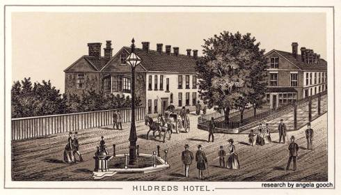 1882 hildreds hotel