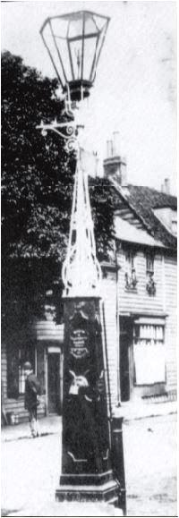 1897 old pump