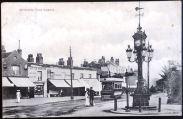 Status 1910 postcard