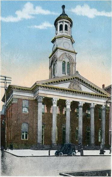 courthouse history